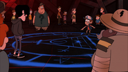 S2e20 Dipper points to the pentagram
