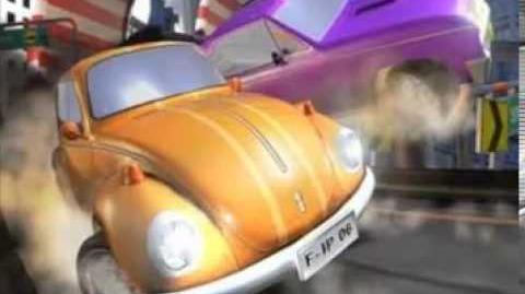 Mad Tracks OST (2006) Beastie Balls Theme
