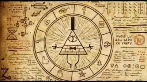Analizis a gravity falls y mensajes iluminati