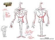 Chris Houghton Trickster design 1