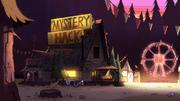 Cabaña del Misterio