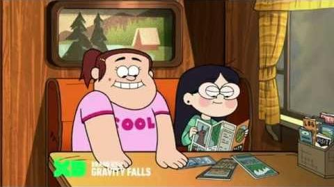 Gravity Falls - Roadside Attraction - Teaser