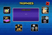 PinesQuest trophies