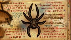 T2e16 Araña
