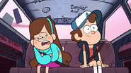 S1e5 Mabel is sick