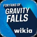 Wikia app Gravity Falls logo