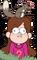 S1e20 funny strabismus eyed Mabel transparent