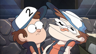 S1e7 Dipper with Paper Jammed Dipper