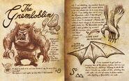 Journal Page Gremloblin