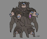 Phil Rynda multi-bear concept 1