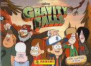 Gravity Falls Panini album