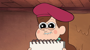 S1e3 Mabel smiling