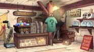 S2e8 mystery shack