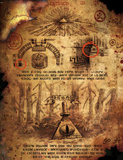 CipherHunt edited torn page