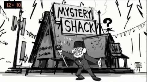 Gravity Falls Intro (Animatic)-0