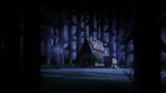 S2e15 Mystery Shack front view