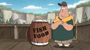 S1e2 fish food