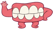 Teeth Aussehen