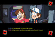 Pinesquest ending mabel and dipper