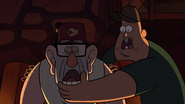 S1e19 Soos playing with Stan's mouth