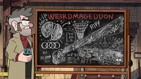 S2e17 Weirdmageddon full board