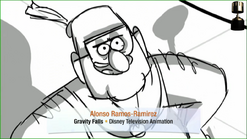 Gideon rises storyboard nomination