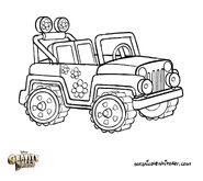 Tara Nicole Whitaker toy jeep