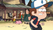 S1e14 Dipper gets mad at the gang