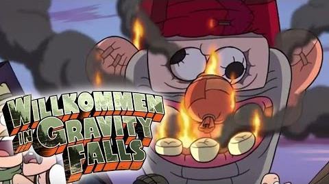 Willkommen in Gravity Falls - Das Gruselwochenende