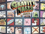 Gravity Falls Shorts: Just West of Weird
