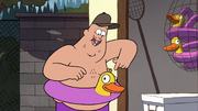 S1e15 Soos' pool toy