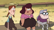 S1e3 ladies unamused