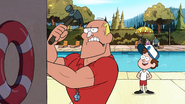 S1e15 A good lifeguard assistant