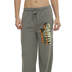 Пижамные штаны с логотипом «Гравити Фолз»