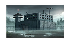Jeffrey Thompson gravity falls state prison