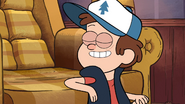S1e3 dipper talking to mabel