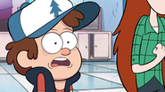 S1e5 dipper notices something