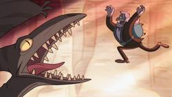 S1E18 Stan attackiert Saurier