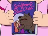 Wolfman Bare Chest