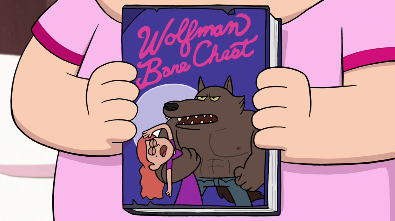 Wolfman Bare Chest Gravity Falls Wiki Fandom Powered