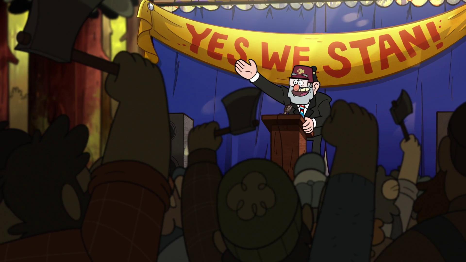 Gravity Falls Parent Teacher Meeting Adult Comics