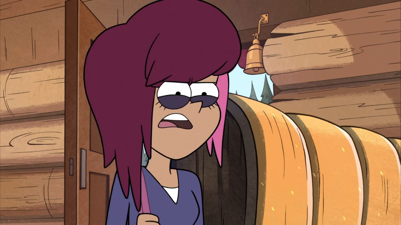 About Your Recent Breakage Of The Rules Gravity Falls Wiki