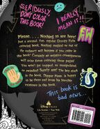 Don't color back cover