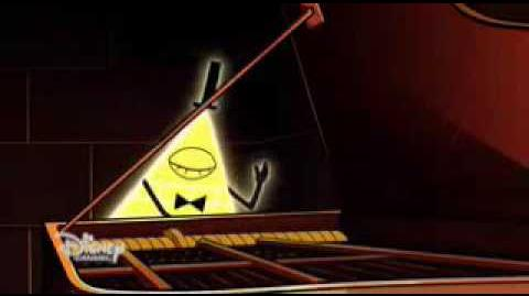 Bill clave yo te encontraré-Gravity falls en español