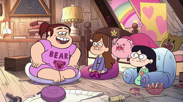 File:S1e16 girls at sleepover.png