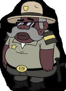 Sheriff Blubbs