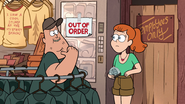 S2e5 soos talking to girl