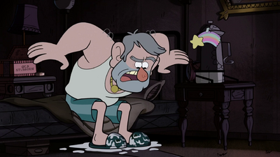 S2e14 soggy slippers