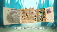 Strange tales mystery book