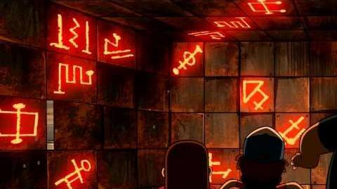 Gravity Falls Season 2 SDCC Trailer